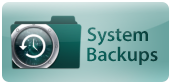 daily system backups
