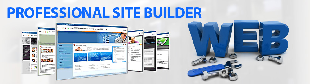 Website Builders contractor, developer or even manufacturer