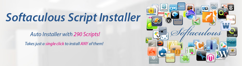 Softaculous Script Installer