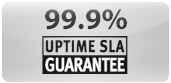 99.99% uptime guarantee